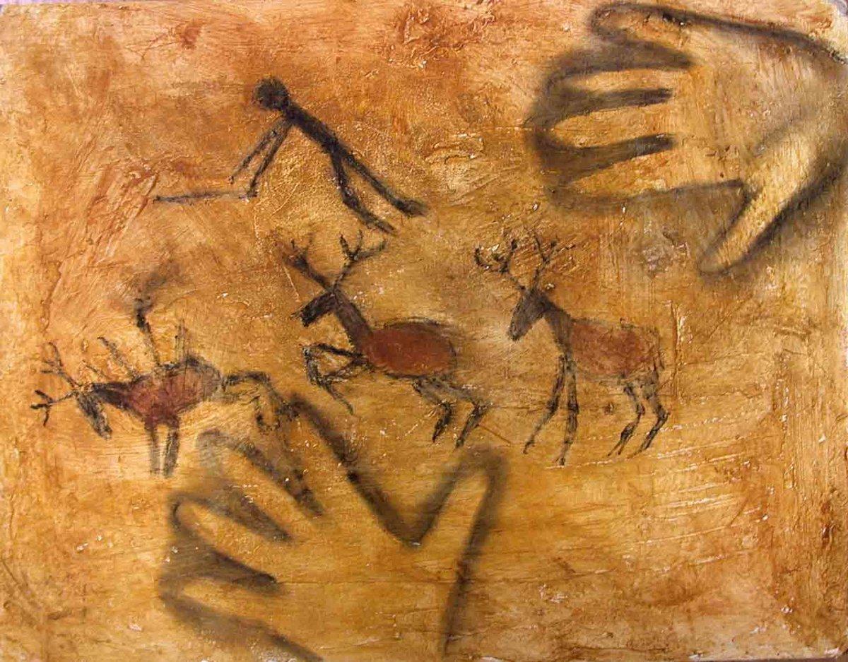 искусство древнего мира в картинках приятно кушать