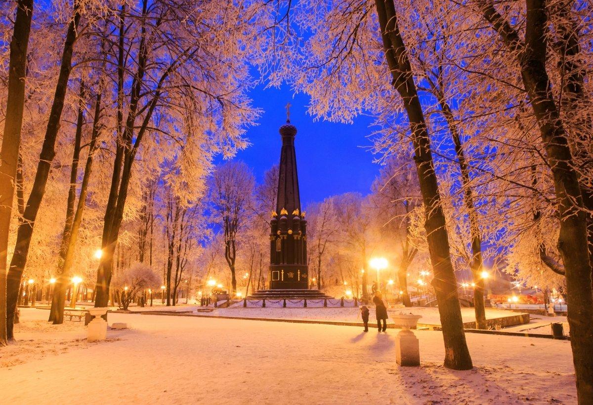 зимняя фотосессия в смоленске уже четвертая