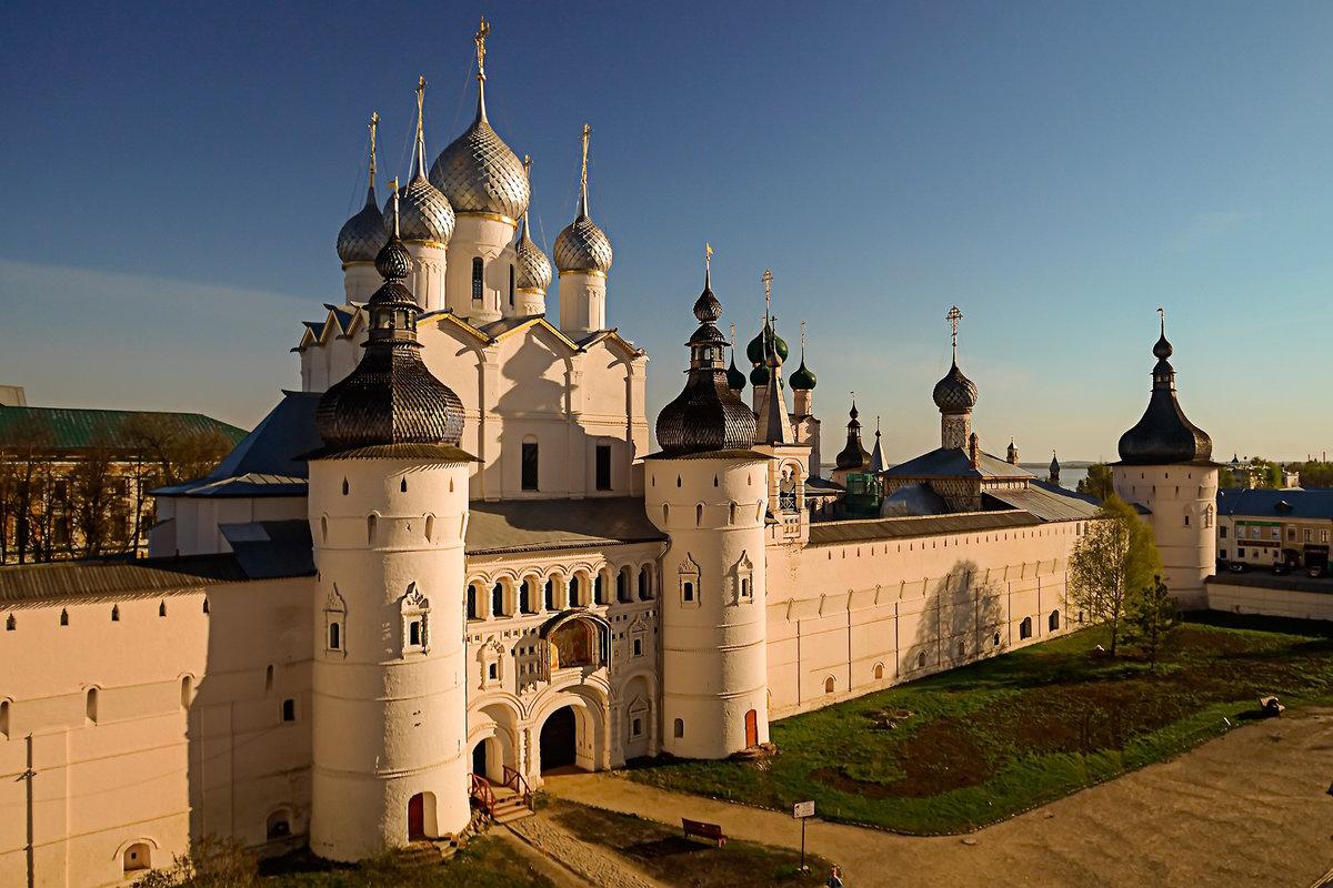 Ростов великий фото города