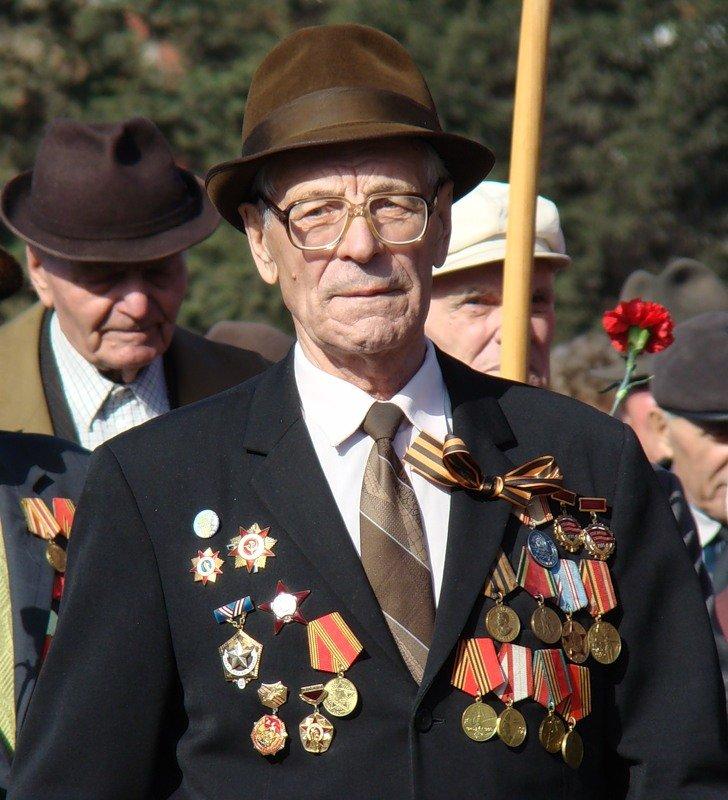 Картинки ветеранов с медалями