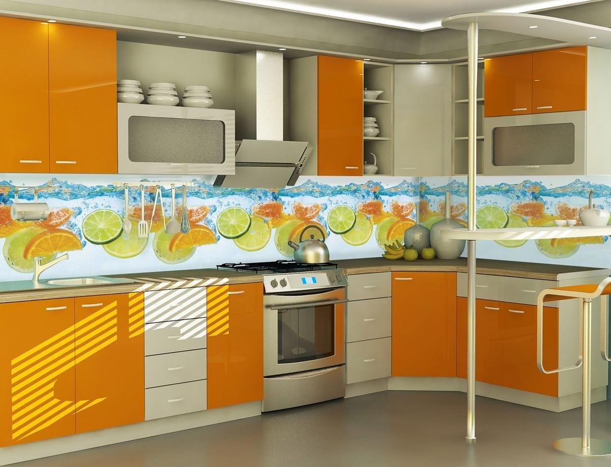 фартуки для кухни купить в новосибирске