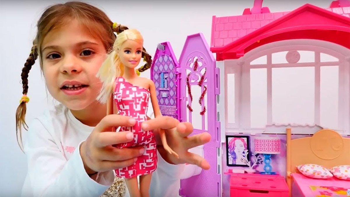 видео как играют в куклы подборку