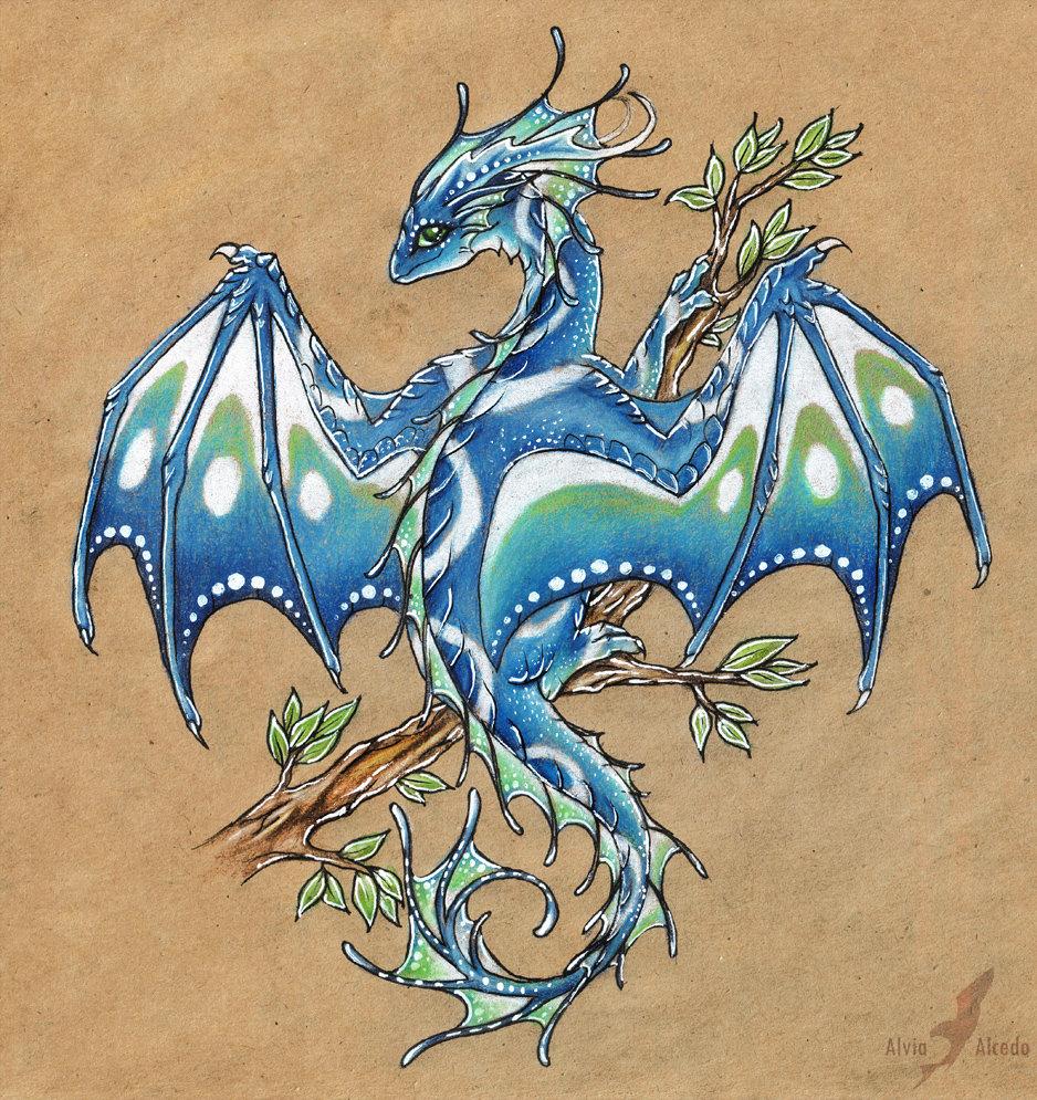 универсальный подарок картинки драконов как они рисуют диор это