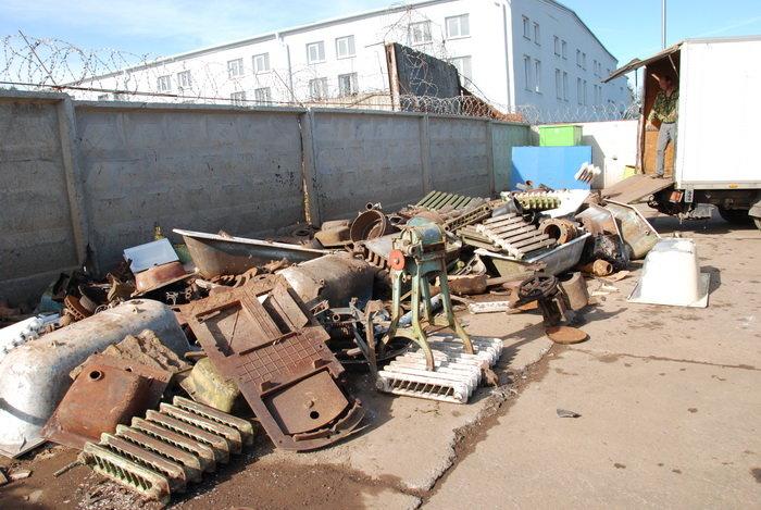 Как сдать бытовой металлолом в москв сдать медь в москве цена в Кокино