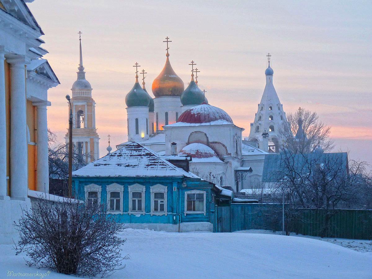 Фотоотчет об открытом занятии по теме зима