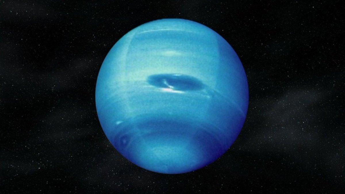 Уран - седьмая по счету планета планета Солнечной системы