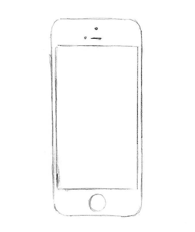 Рисовать на картинках на айфоне