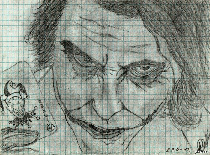 Ржачные рисунки карандашом
