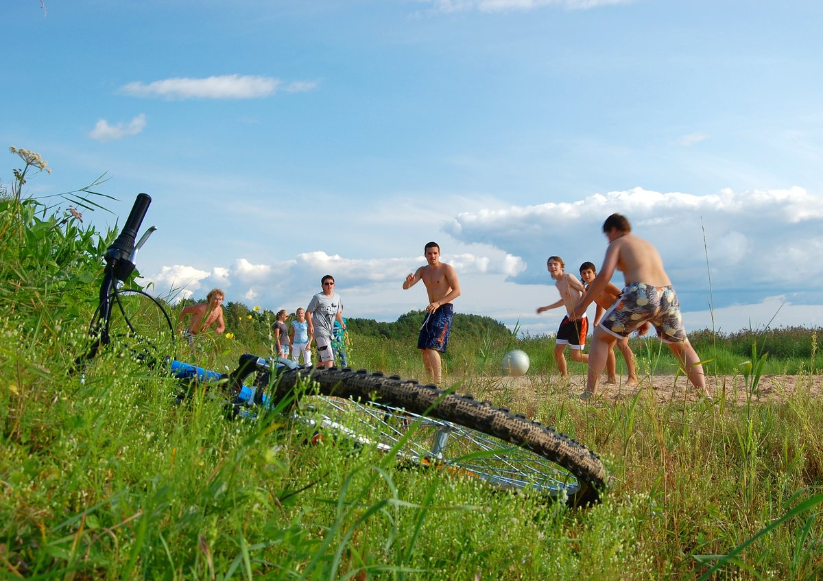 одна картинки летние каникулы в деревне пэрриш решилась