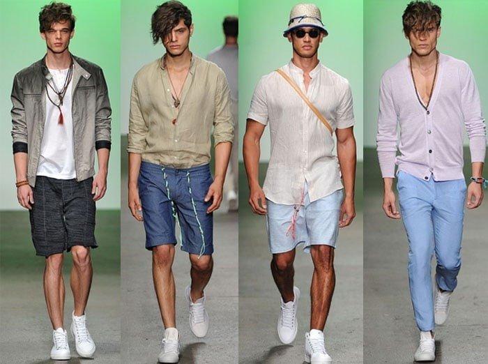 Мужская мода весна-лето 2018 - общие тренды, мода весна-лето, мода ... bde53a4d254