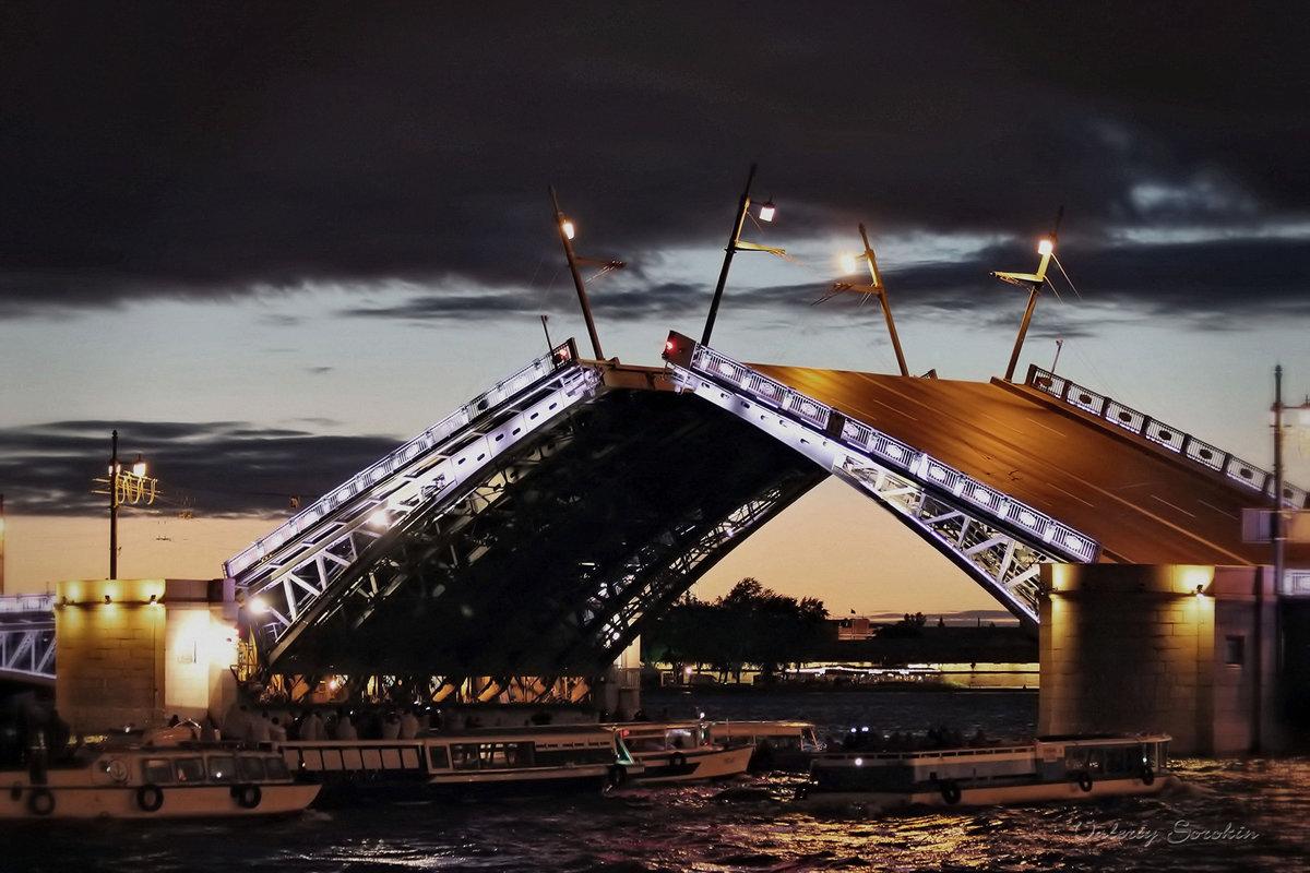 запрещённом разводные мосты в мире фото можете только открыть