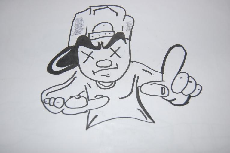 рисунки граффити фото