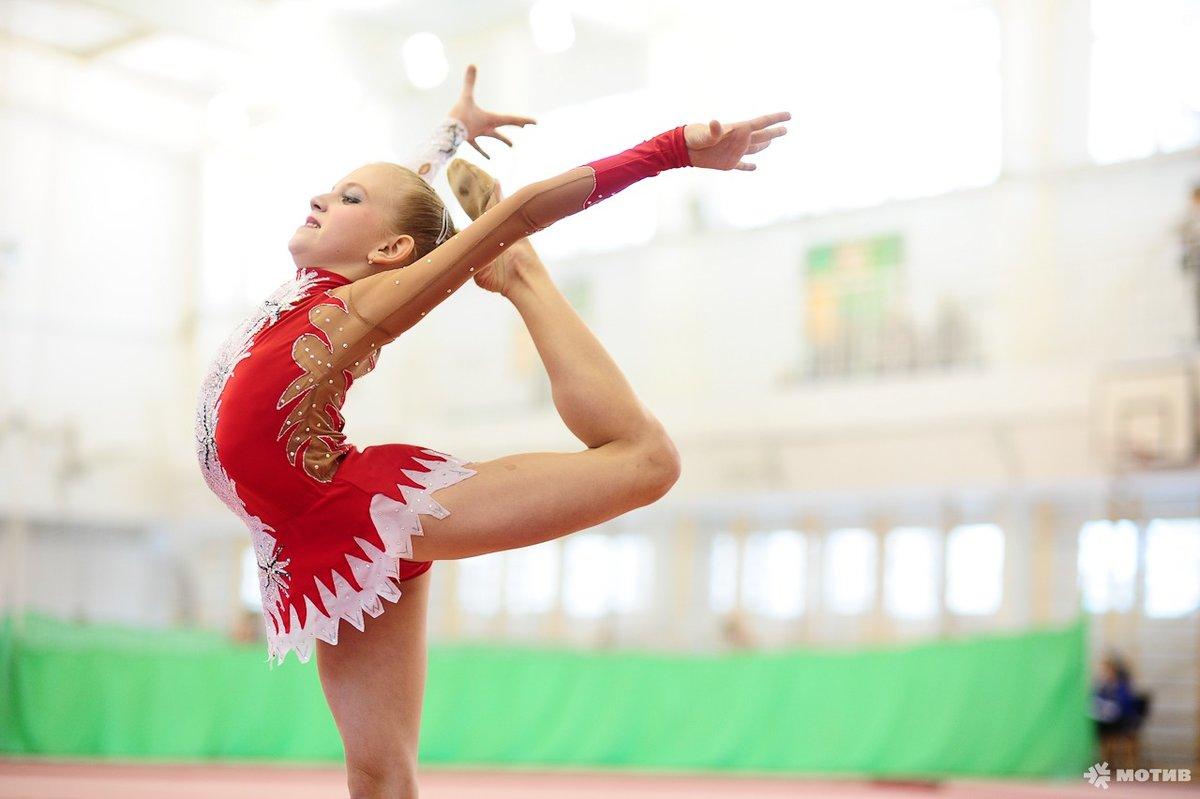 Гимнастки пикантные моменты московская