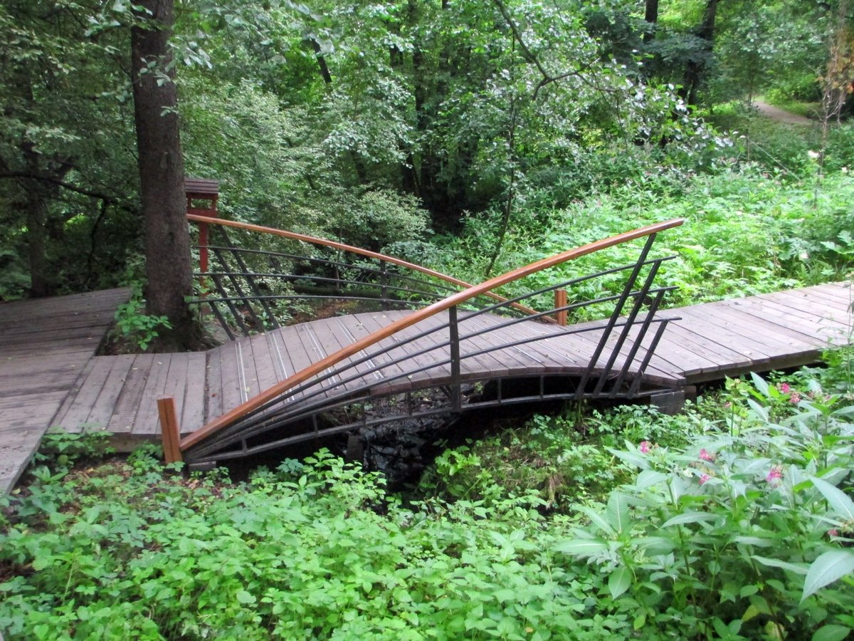 мостик через канаву фото фэнтези
