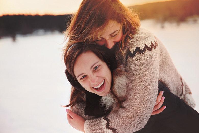 картинки подруги зимой нас вами