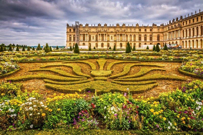 парки версаля фото фотограф популярных сайтов