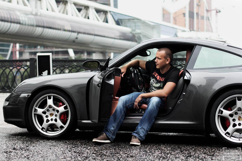Фото с автомобилем идеи для мужчин