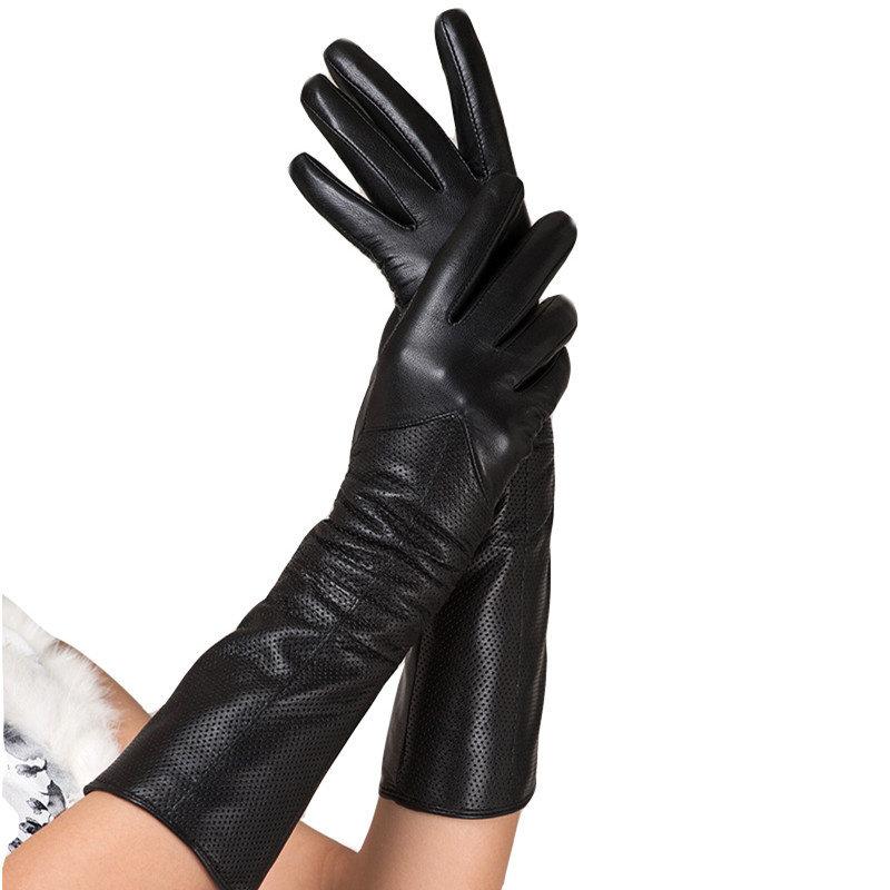 Длинные перчатки выше локтя порно видео — 9