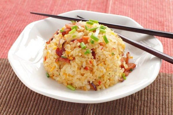 Жареный рис с креветками и овощами по-китайский — pic 4