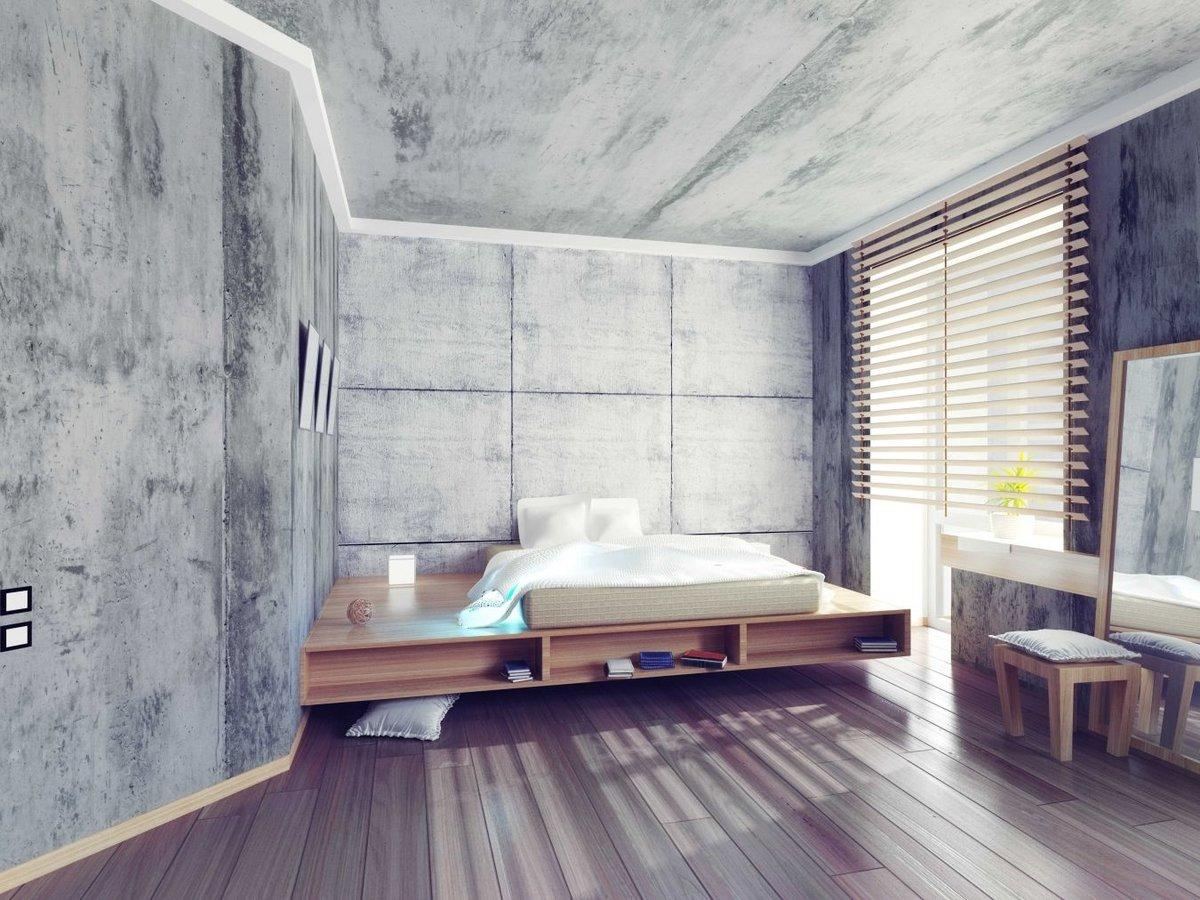 имитация бетона своими руками