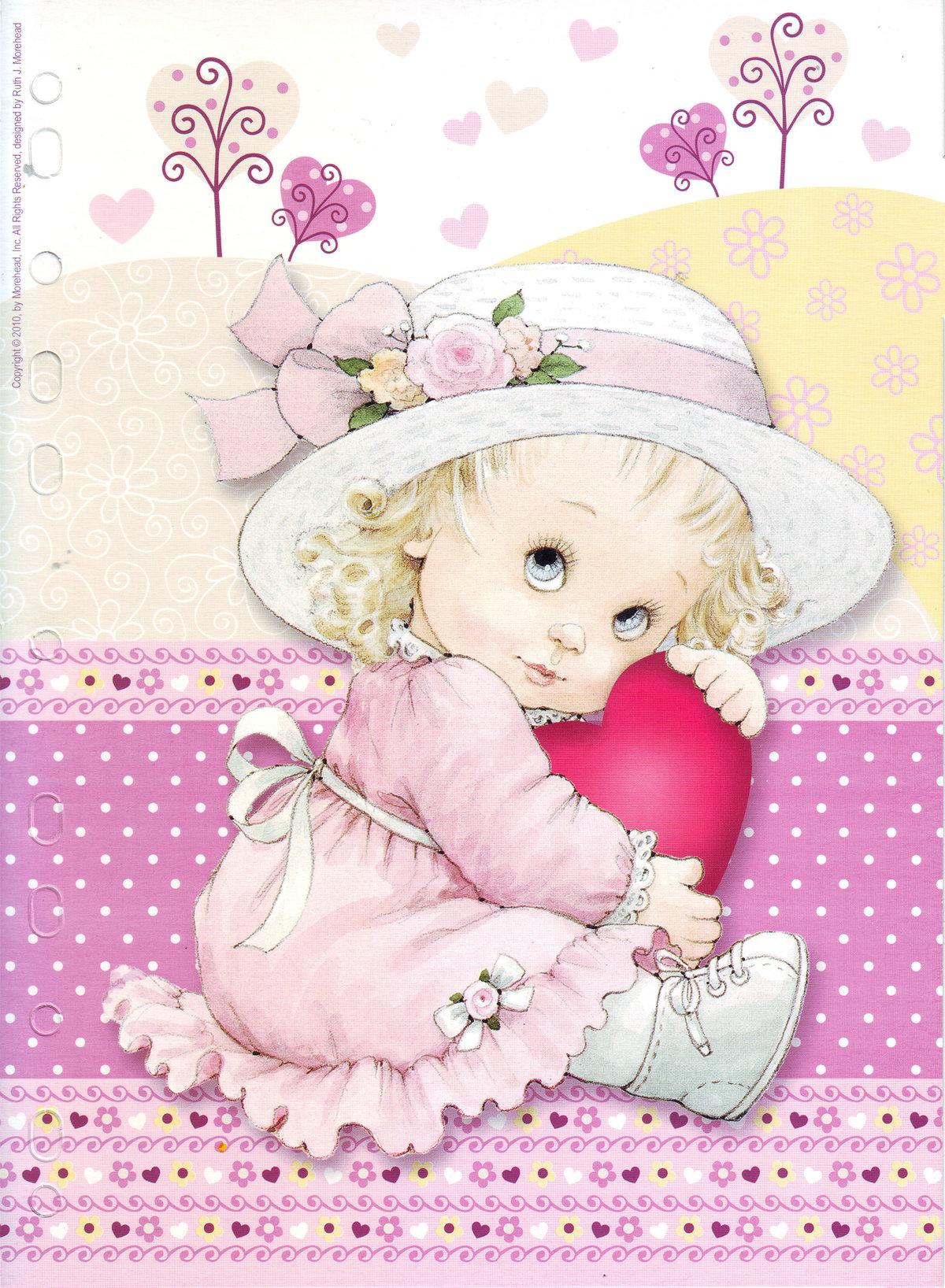 Февраля открытка, детские открытки дети