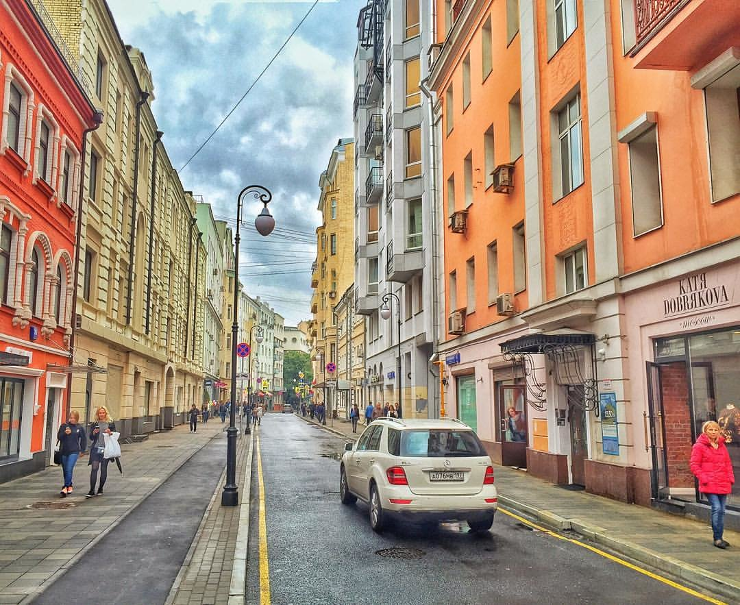 улицы москвы с фотографиями для профилей