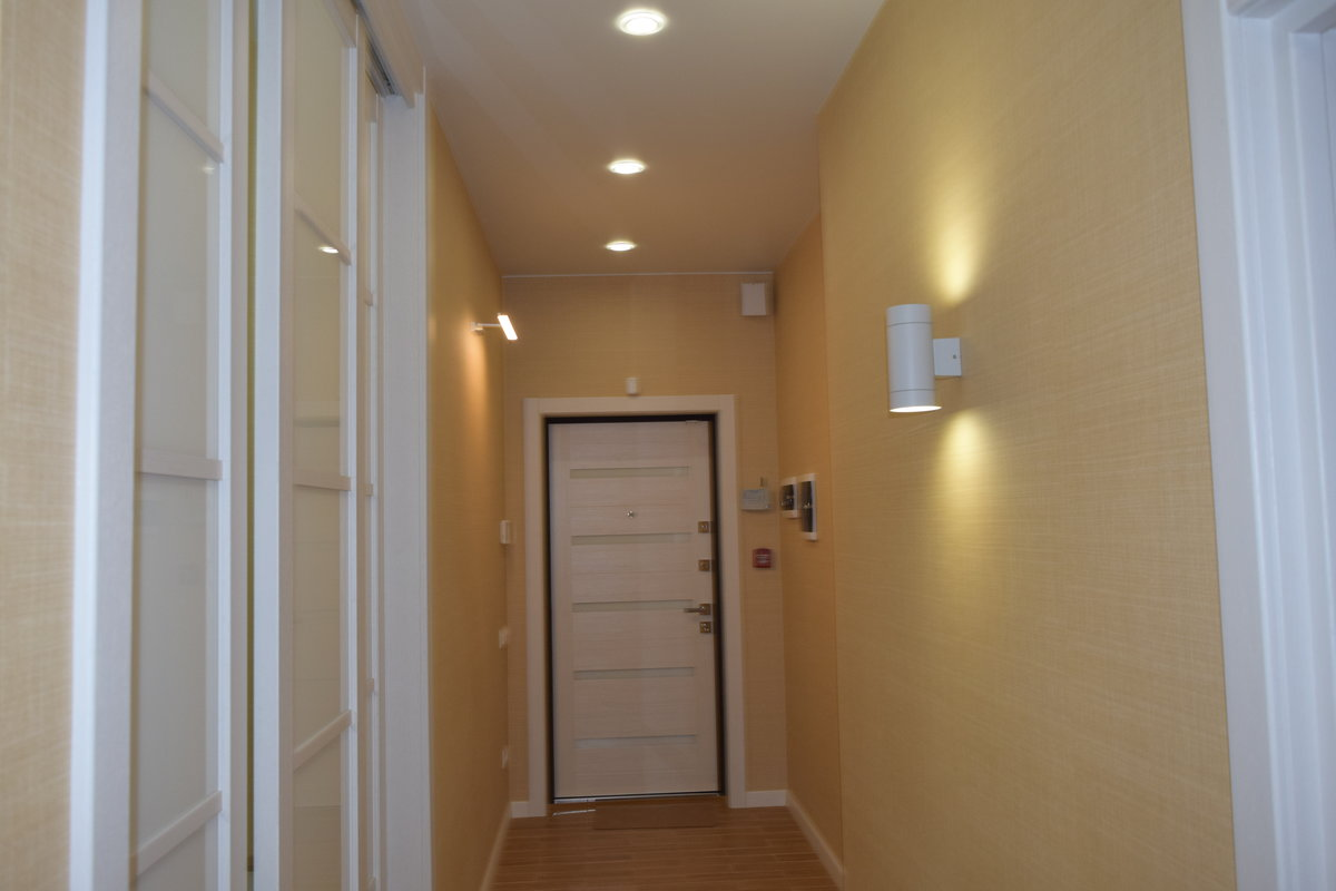 тип ремонт коридора в квартире фото комсомольска сразу