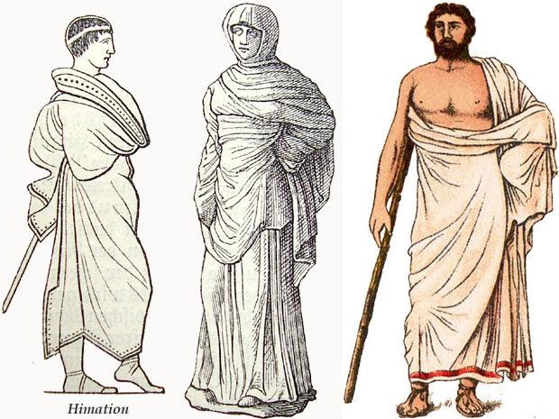 Картинка человека древней греции