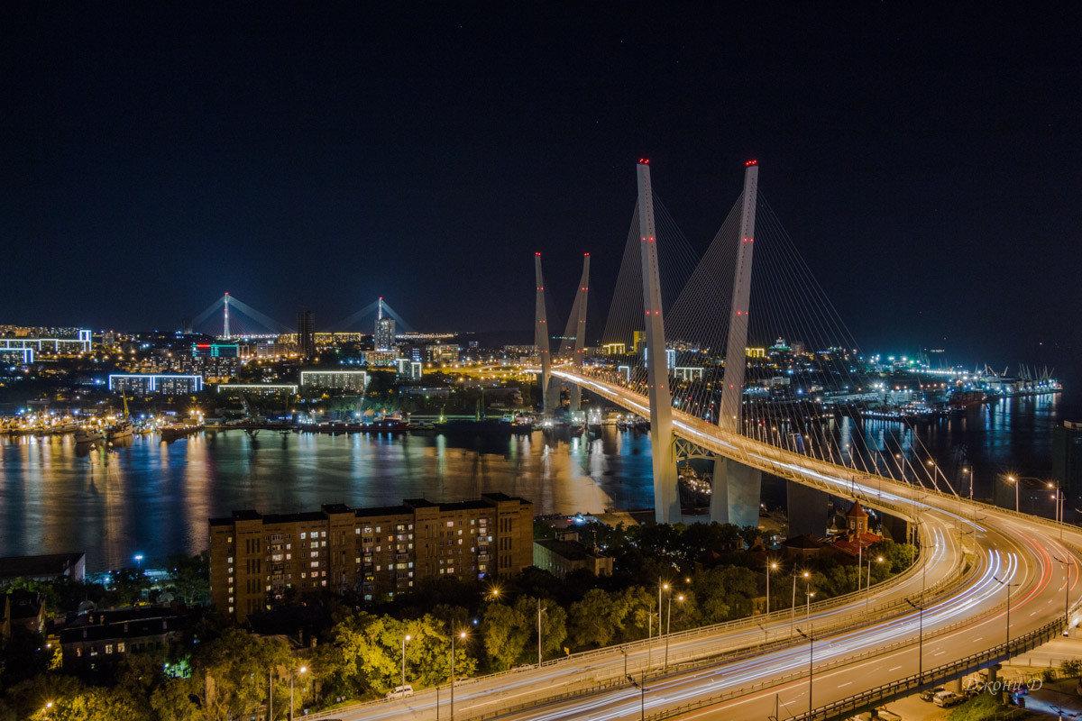 Картинка владивосток мост