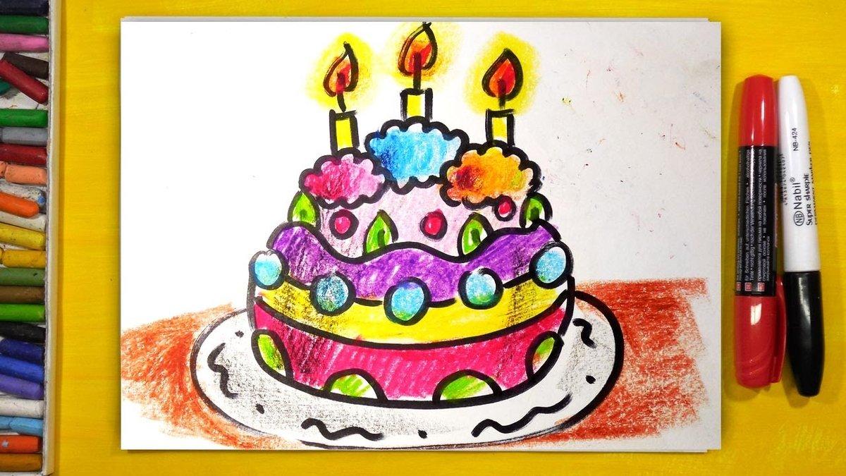 Как нарисовать открытку на день рождения своими руками папе, парочка открытка открытки