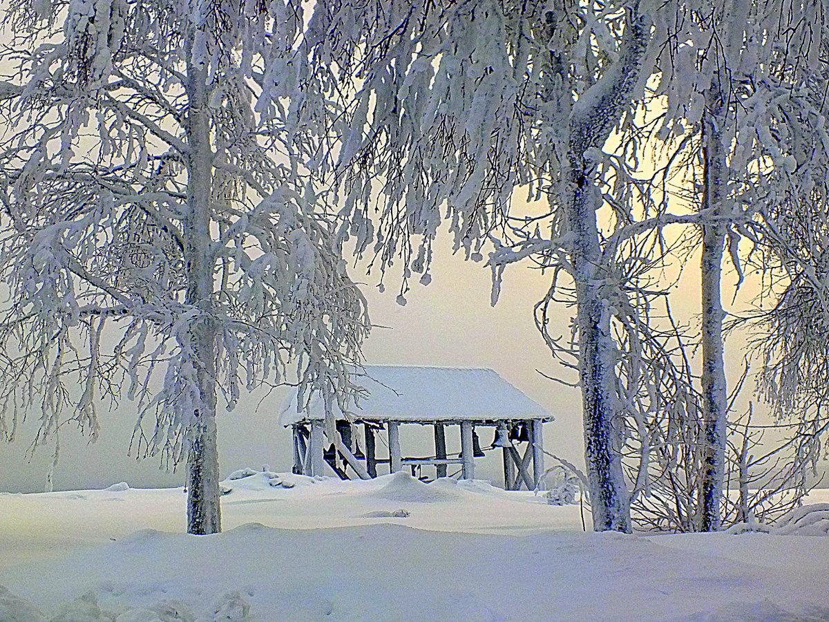 ой мороз мороз картинки к песне