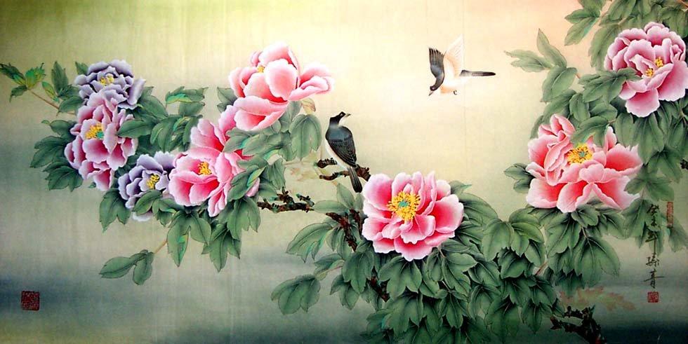 Китайский цветы картинки
