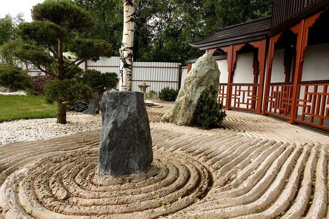 задача сад камней