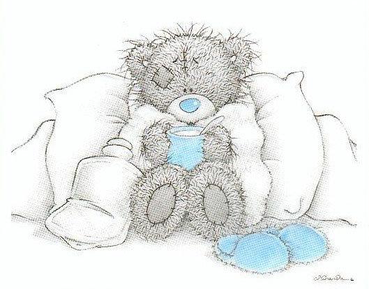 Картинка с надписью мишка тедди, марта прикольные