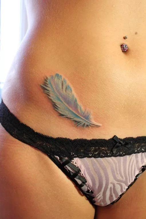 Фотокаталог интим татуировок надо