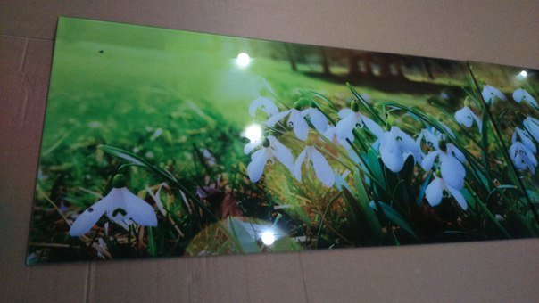 Фотопечать на стекле в томске