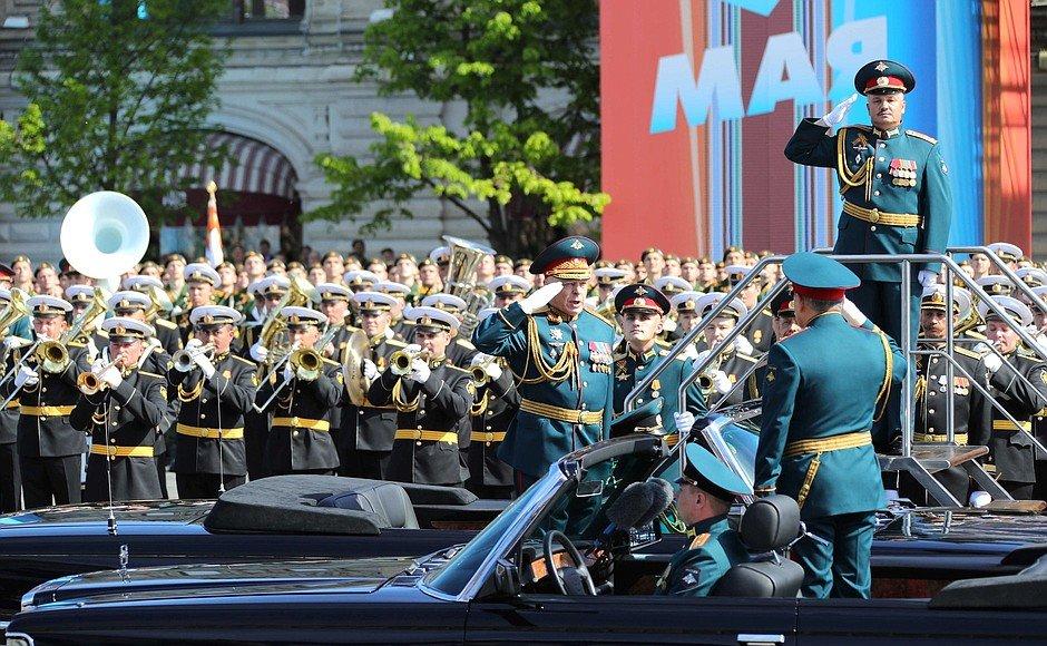 Военный парад на Красной площади.  victory  parade  Russia  rf  ru 1 ... 8c54e89c7de