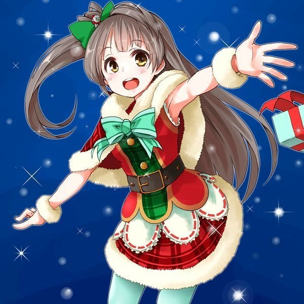 Christmas Anime Girl guardate e commentate!!!!!!!!!!! 355 Best ...