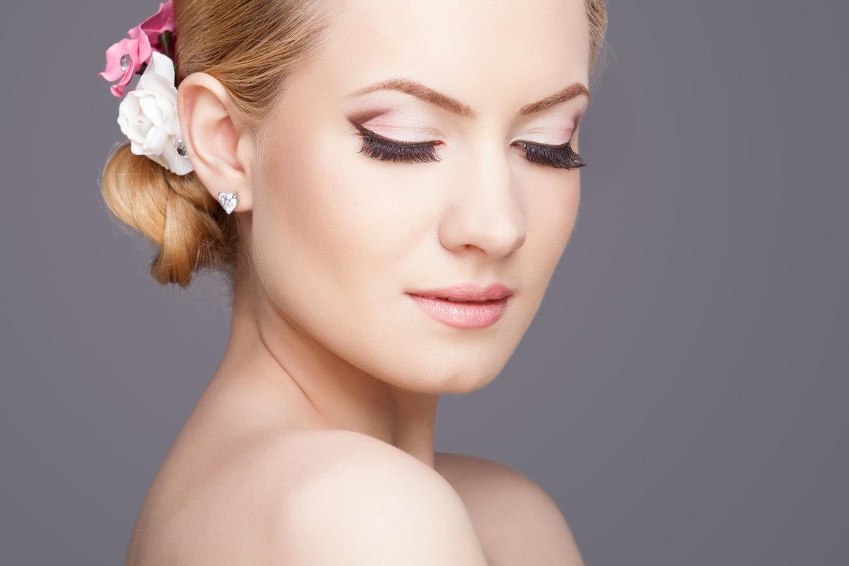 срок студийная фотосессия с макияжем и прической спб жанны