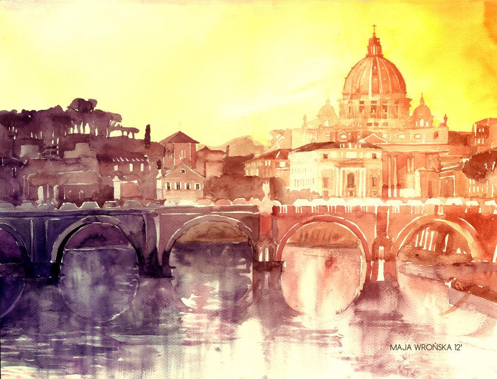 Италия в картинках нарисованная, дню навруза