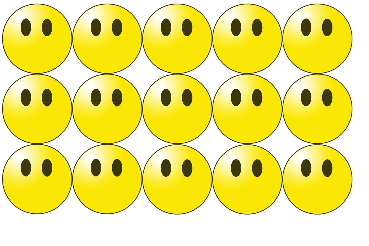 Смайлики картинки для детей на урок для оценивания настроения, оформление открыток
