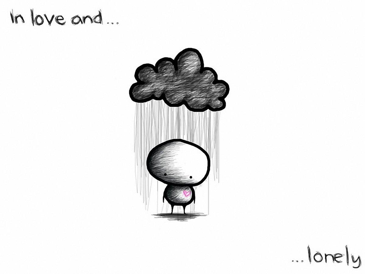 Прикольные рисунки черной ручкой про любовь, марта