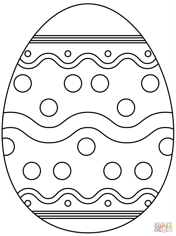 """«Раскраска Пасхальное яйцо 14 """" Раскраски.рф - распечатать ..."""