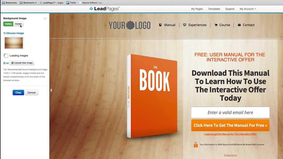 Leadpages Templates Template Design\