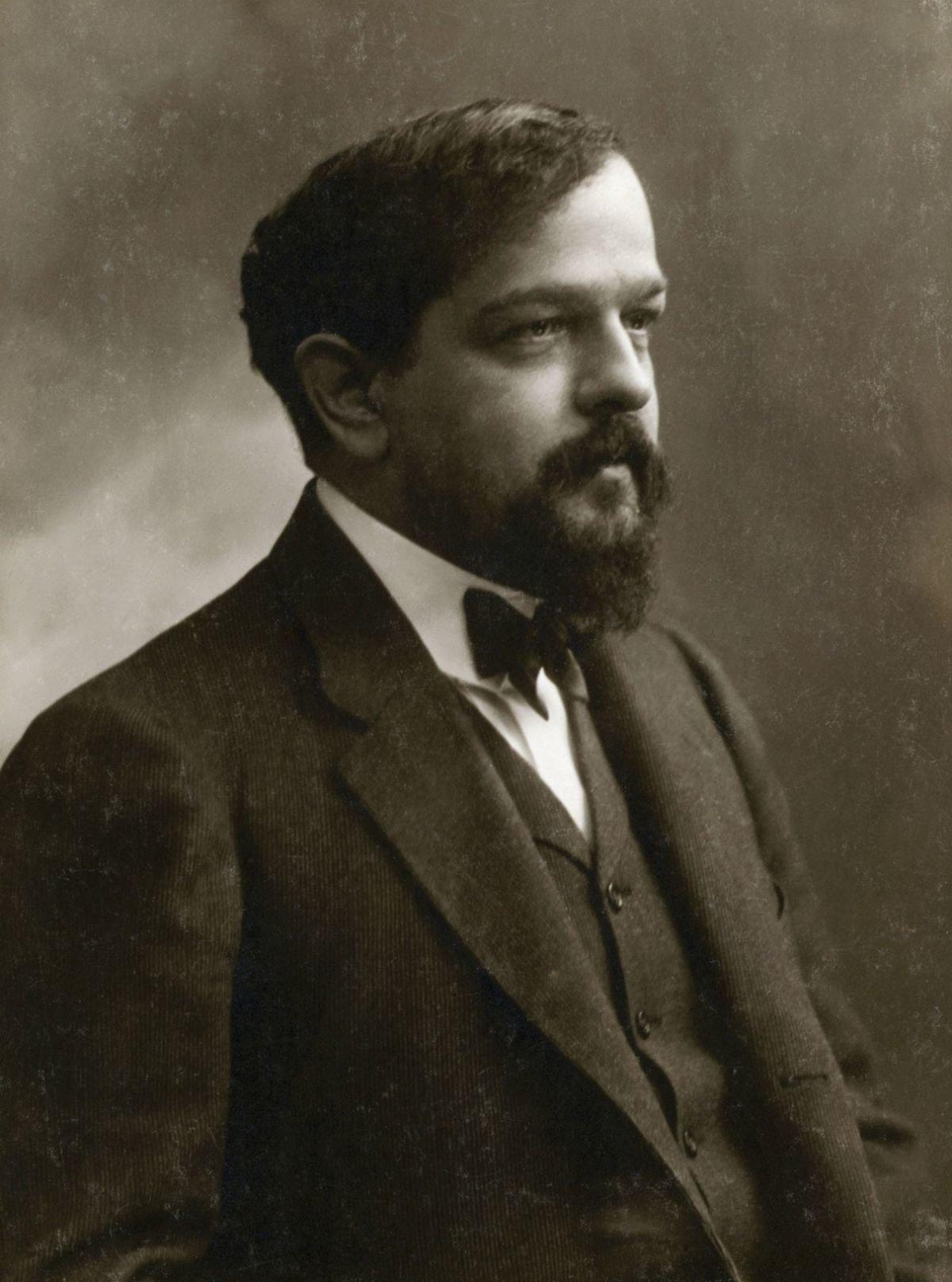 25 марта 1918 года скончался Клод Дебюсси