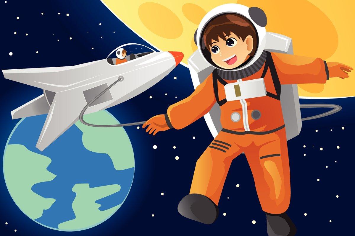 Картинки для детей космос ракеты космонавты на прозрачном фоне