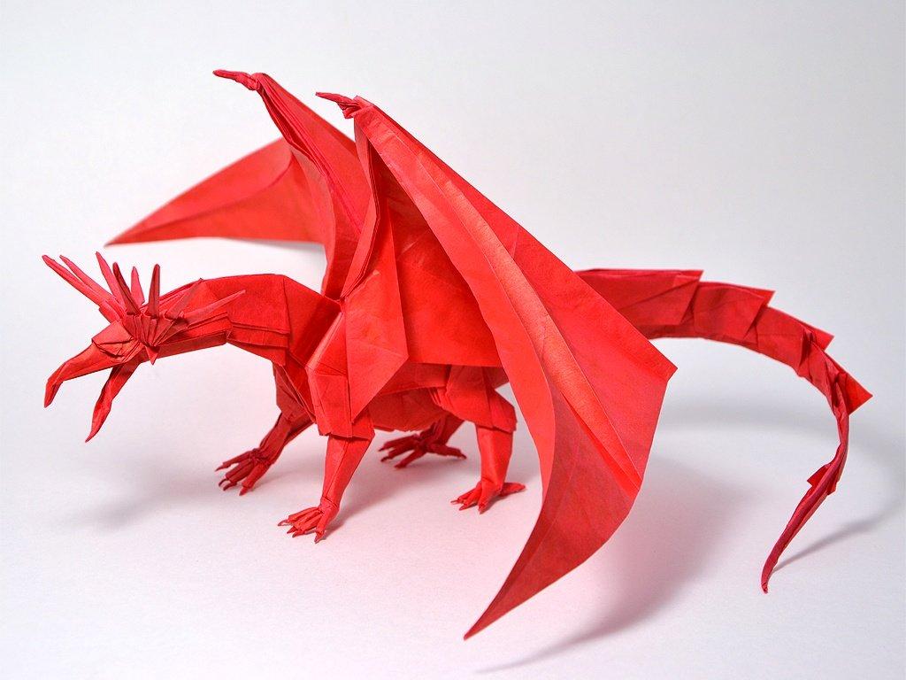 Фигурки оригами картинки