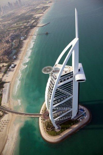 Бурдж аль-Араб, Дубаи