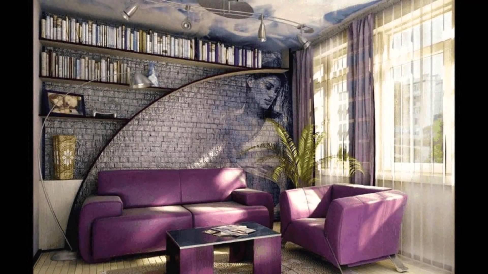 Кирпичная стена в интерьере — Фото Дизайн интерьера