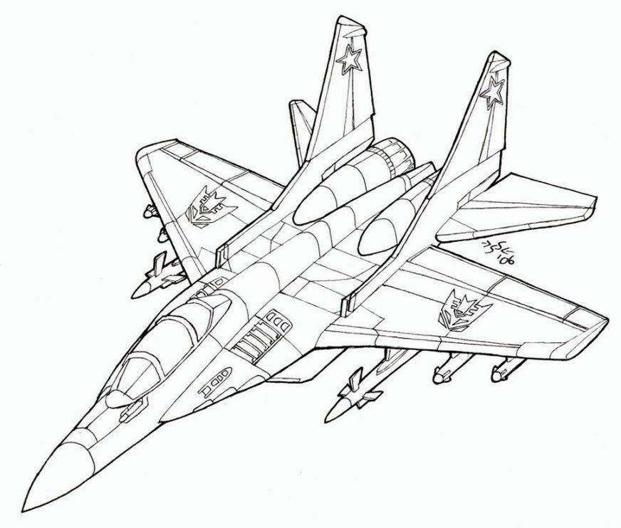 Самолеты рисунки карандашом военные